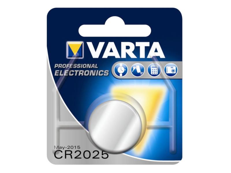 3089)Батарейка CR-2025 Varta