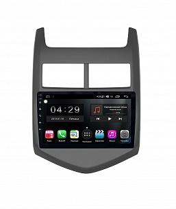 13137)Штатная магнитола FarCar Chevrolet (RG107R)