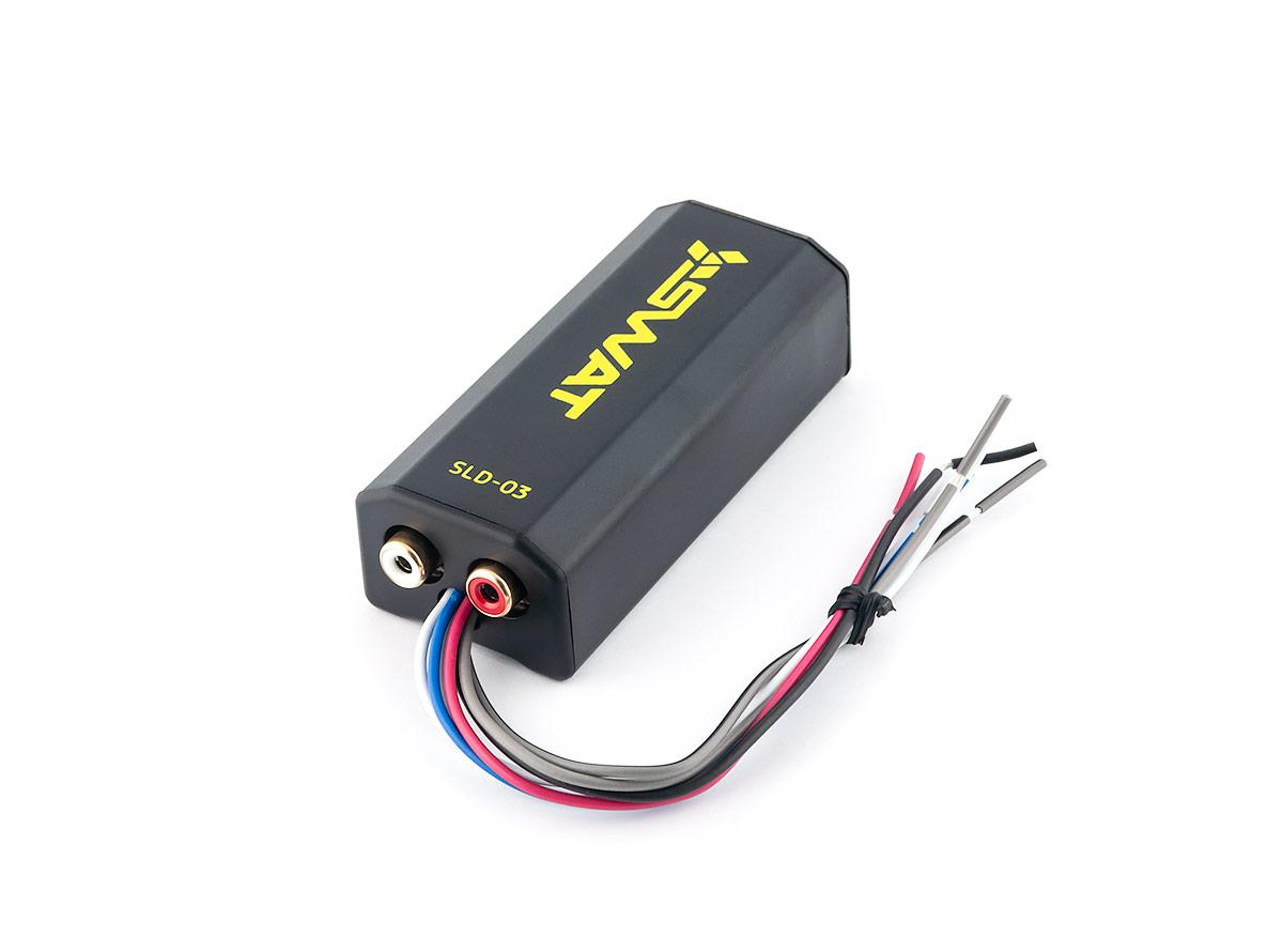 5650)SWAT преобразователь уровня сигнала активный 2-канальный HI-LOW