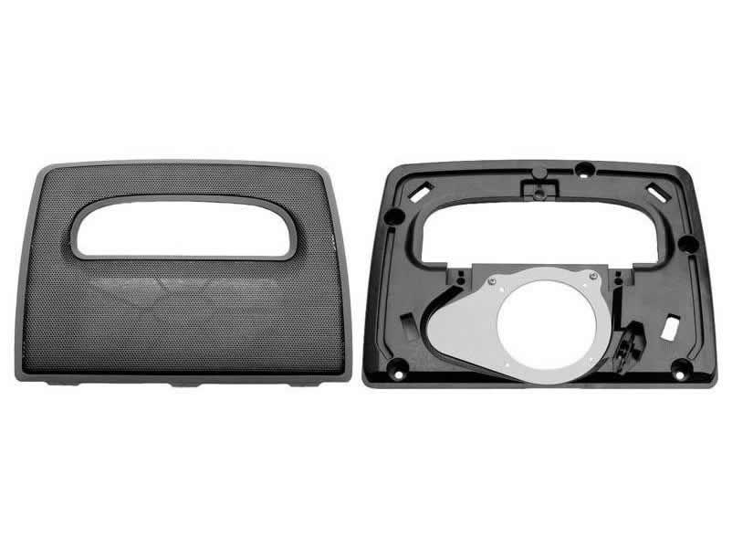 1028)Volvo XC90 03+ для штатного монитора в торпеде (Intro RVL-N11)