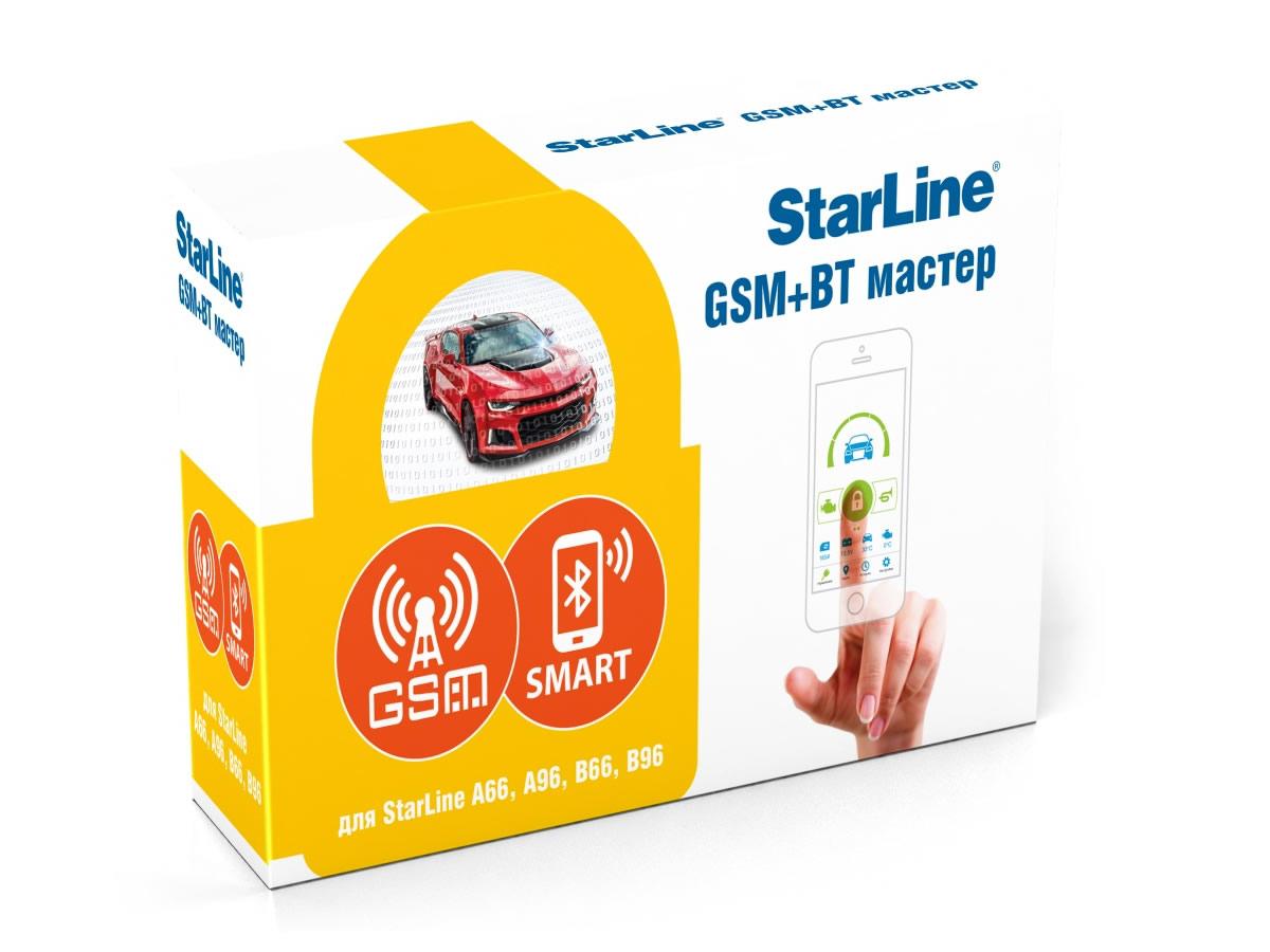 9114)Star Line Мастер 6GSM+BT