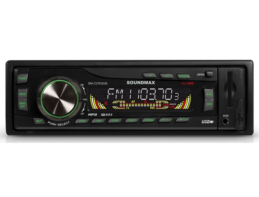 5969)Soundmax SM-CCR3063F