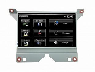 13601)Штатная магнитола FarCar Range Rover (JRR010)
