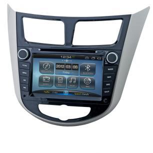 5705)Hyundai Solaris 11-17 (INCAR AHR-2481SL)