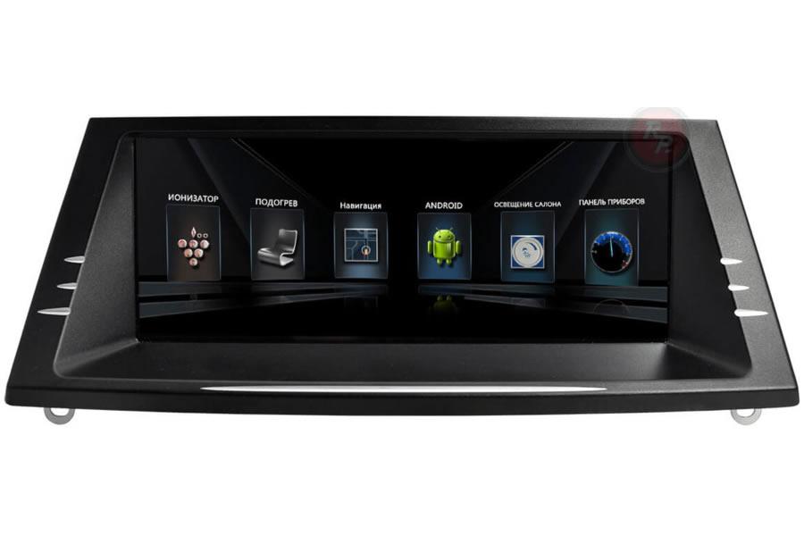 10485)Головное устройство Redpower 51105 IPS BMW X5, X6 (E70, E71, E72 (2007-2010)
