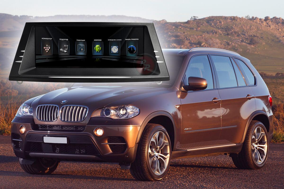 9190)Головное устройство Redpower 31104 IPS BMW X5, X6 (E70, E71, E72 (2011-2014)