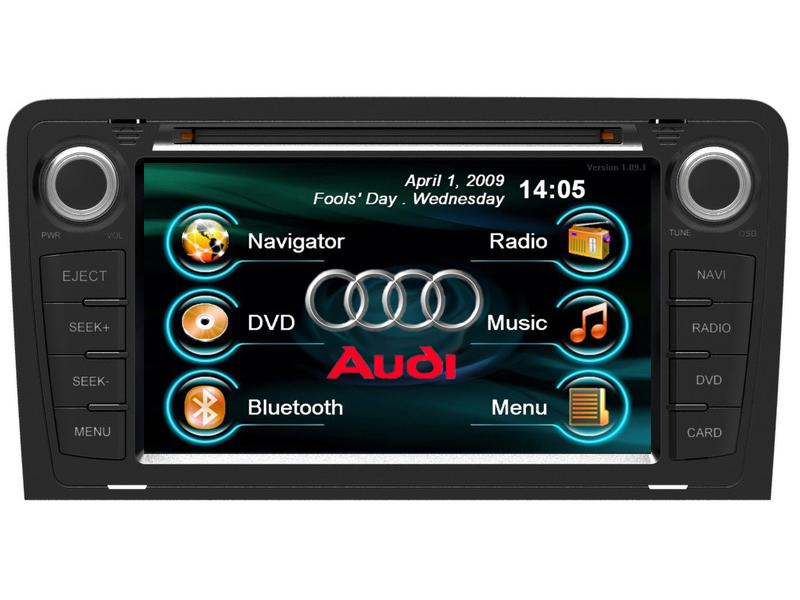 5812)Audi A3 (INCAR CHR-4243A3)