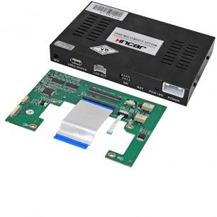 5727)INCAR INB-FEX ,  Навигационно-мультимедийный блок для ориг. монитора Ford Explorer 12+,