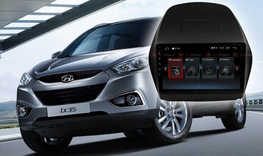 9239)Установочный комплект 10 дюймов 30047 IPS Hyundai ix35 (до 2016г)