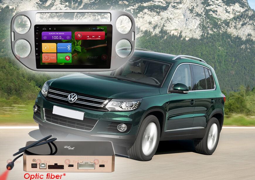 9450)Установочный комплект 9 дюймов 31204 IPS DSP Volkswagen Tiguan (2010-2014)