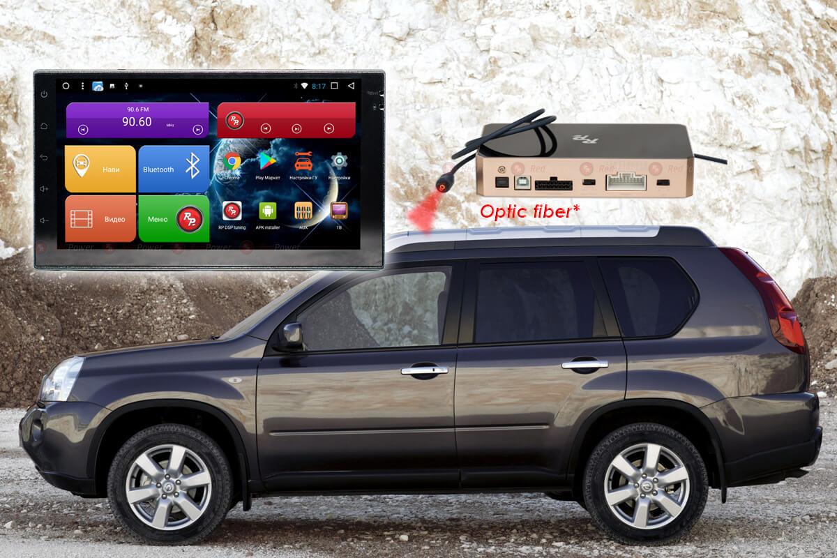 9337)Автомагнитола Redpower 31001 IPS DSP 2Din, Nissan (сенсорные кнопки)
