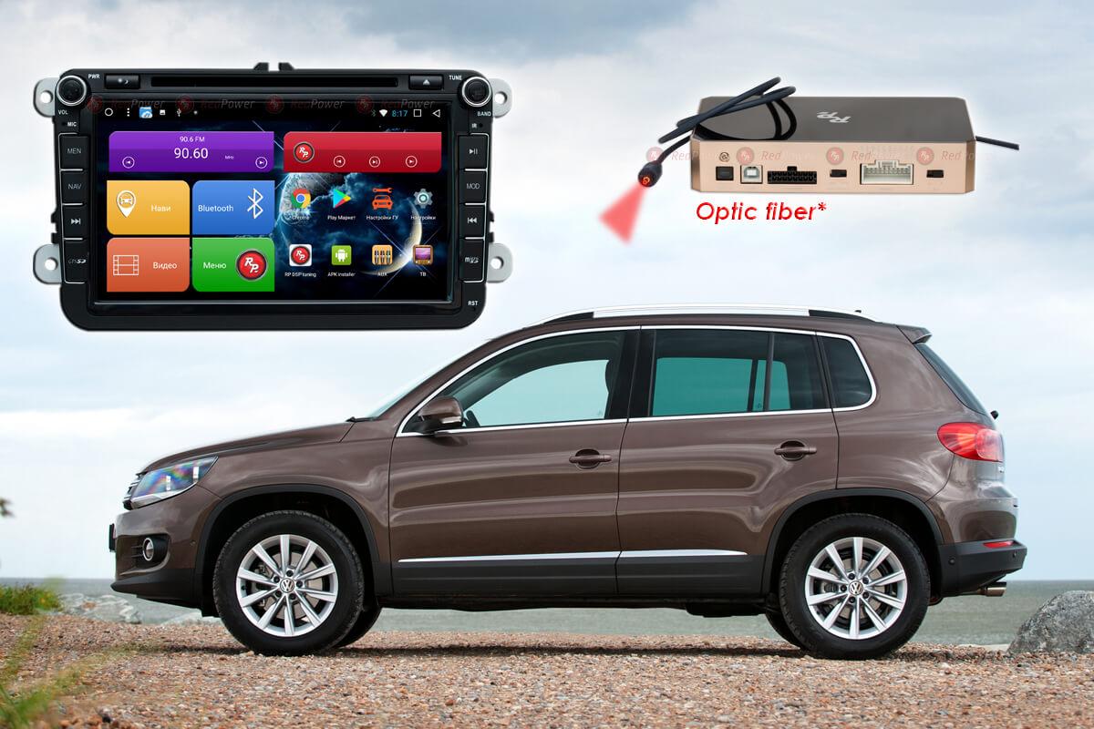 9430)Автомагнитола Redpower 31004 IPS DSP с DVD Volkswagen (8 дюймов)