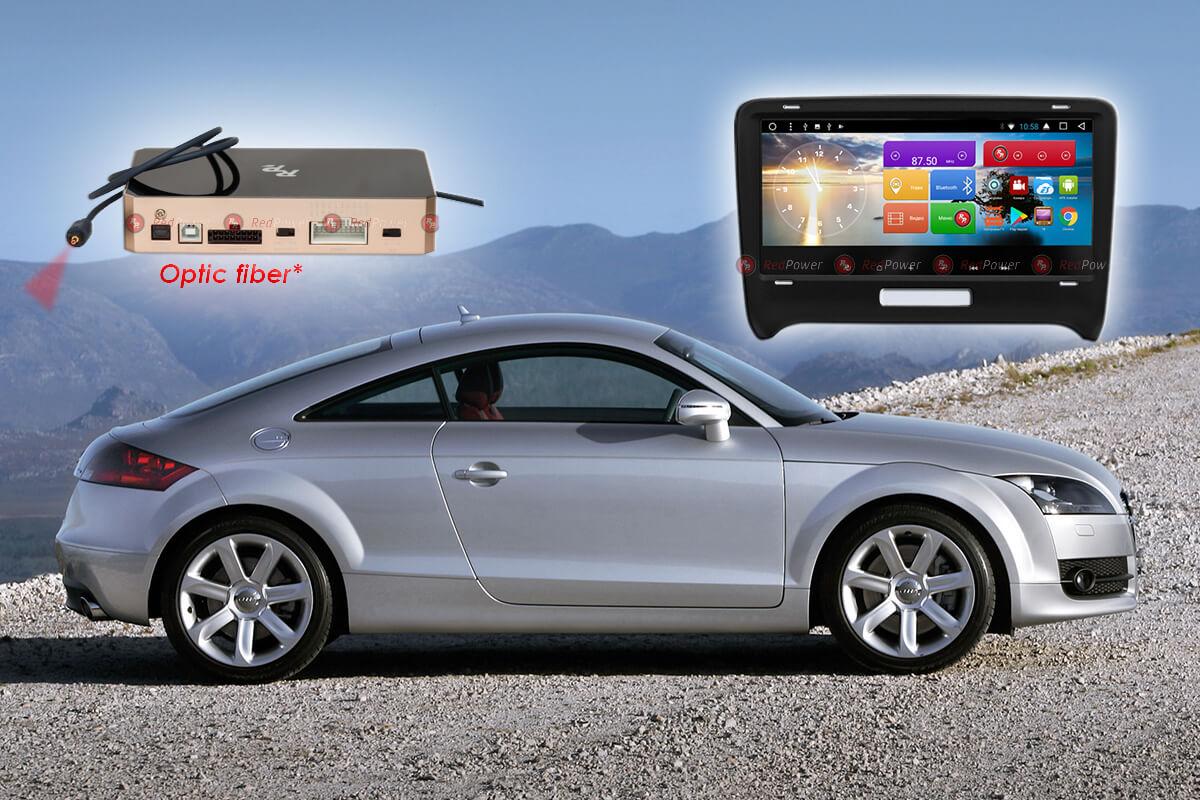 10468)Автомагнитола Redpower 51048 IPS DSP Audi TT 8J (2006-2014)