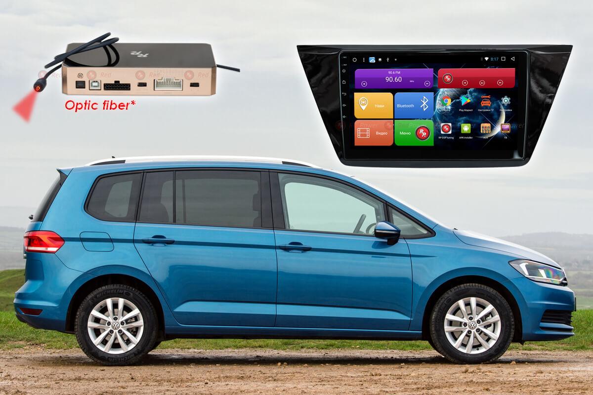 9446)Установочный комплект 10-9,2 дюйма 31402 IPS DSP Volkswagen Touran (2015+)