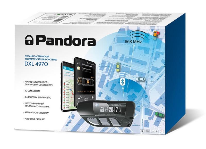 3928)Pandora DXL 4970