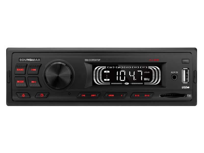 7795)Soundmax SM-CCR3072F