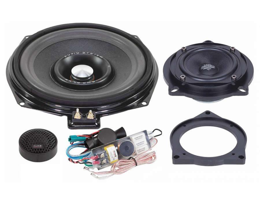 3417)Audio System X-ION Series X200BMW EVO2