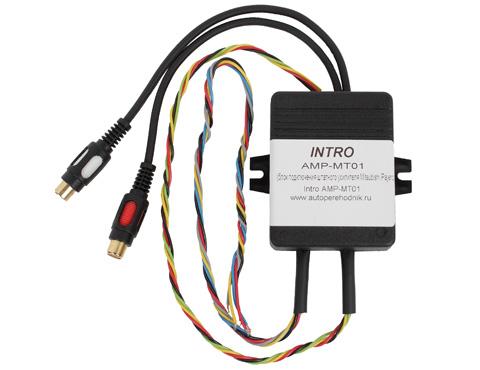3782)INCAR AMP-MT01W