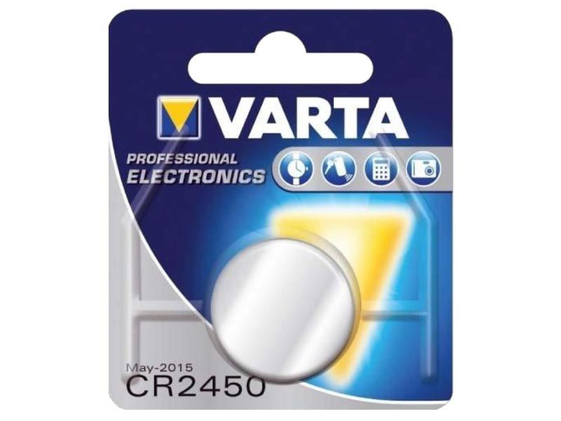 3091)Батарейка CR-2450 Varta