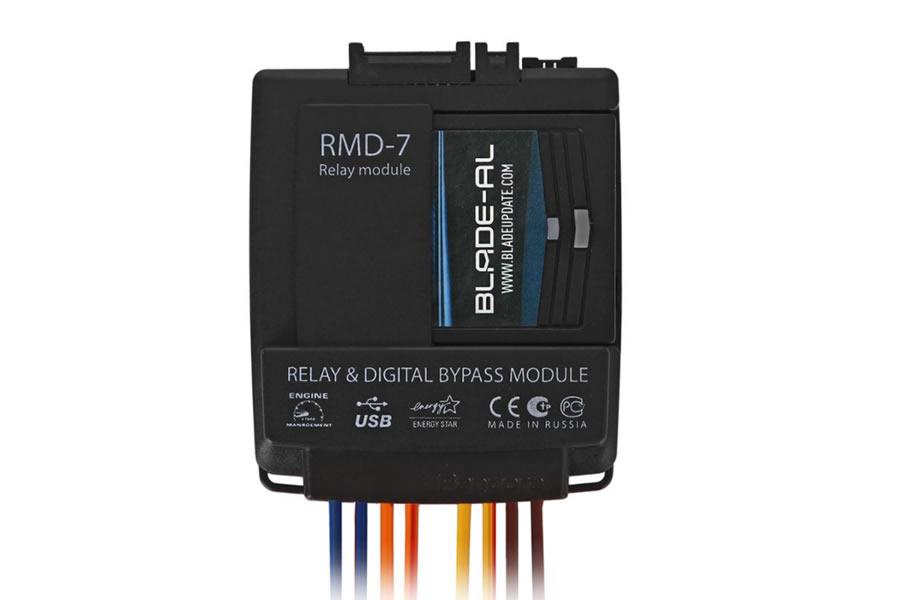 3104)Комплект релейный модуль RMD-7 DXL