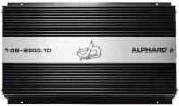 4895)Alphard DB-2000.1D