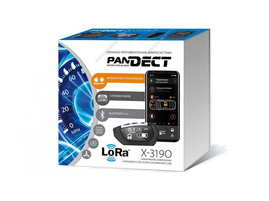 11531)Pandect X-3190 L