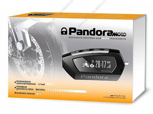 4269)Pandora MOTO