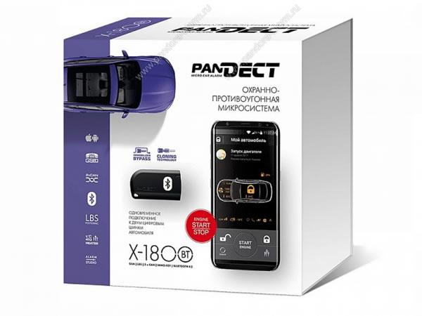 4265)Pandect X-1800 BT