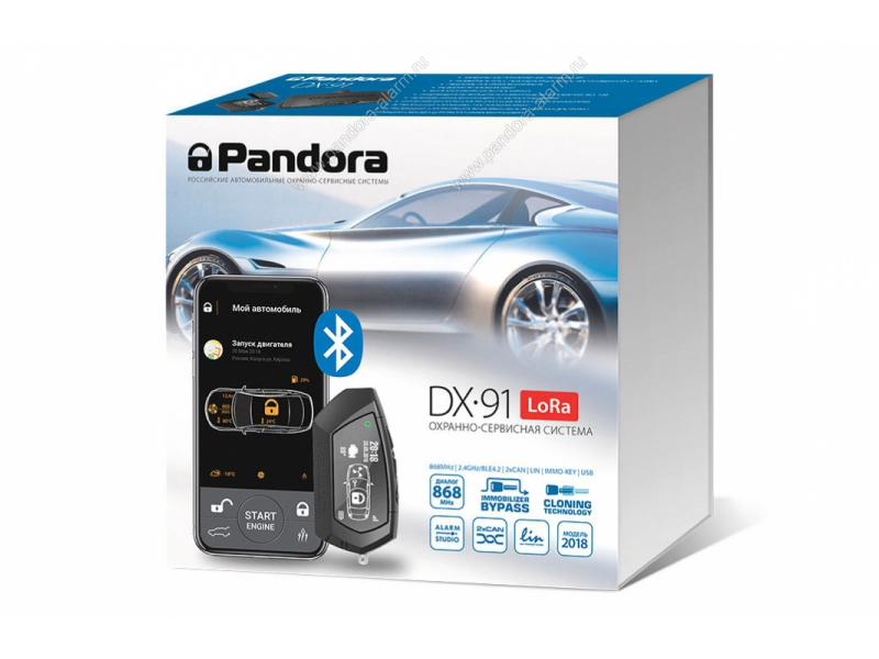 7098)Pandora DX 91 LoRa