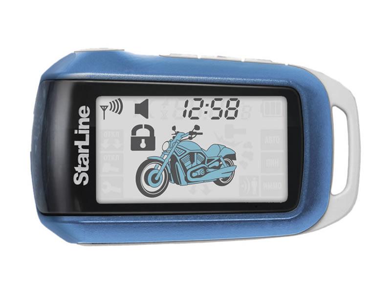 4978)Брелок StarLine V62 MOTO