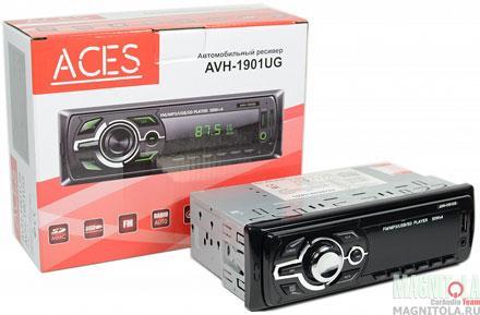7158)ACES AVH-1901UG