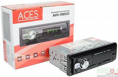 7166)ACES AVH-1905UG
