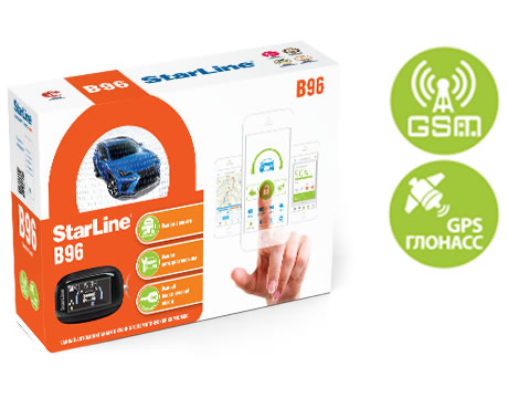 4215)Star Line B96 2CAN+2LIN GSM-GPS