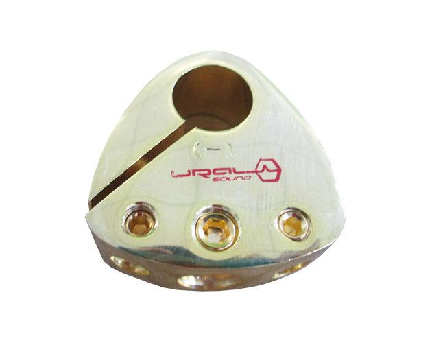 2891)Клемма аккум. URAL BT-DB01 плюсовая