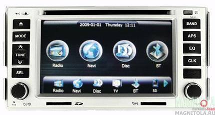 7239)ШГУ Hyundai Santa Fe 06-11 (INTRO CHR-2240SF)