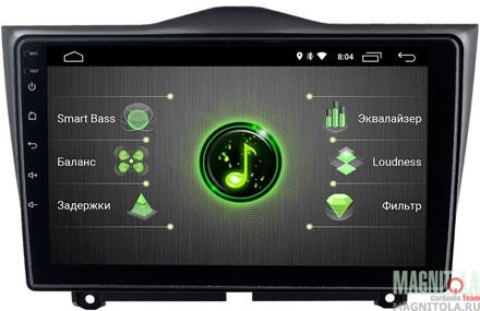 "9770)ШГУ Lada Granta 19+ (INCAR DTA-6302) Android 9.0, 1024*600, IPS, wi-fi, 9"", DSP"