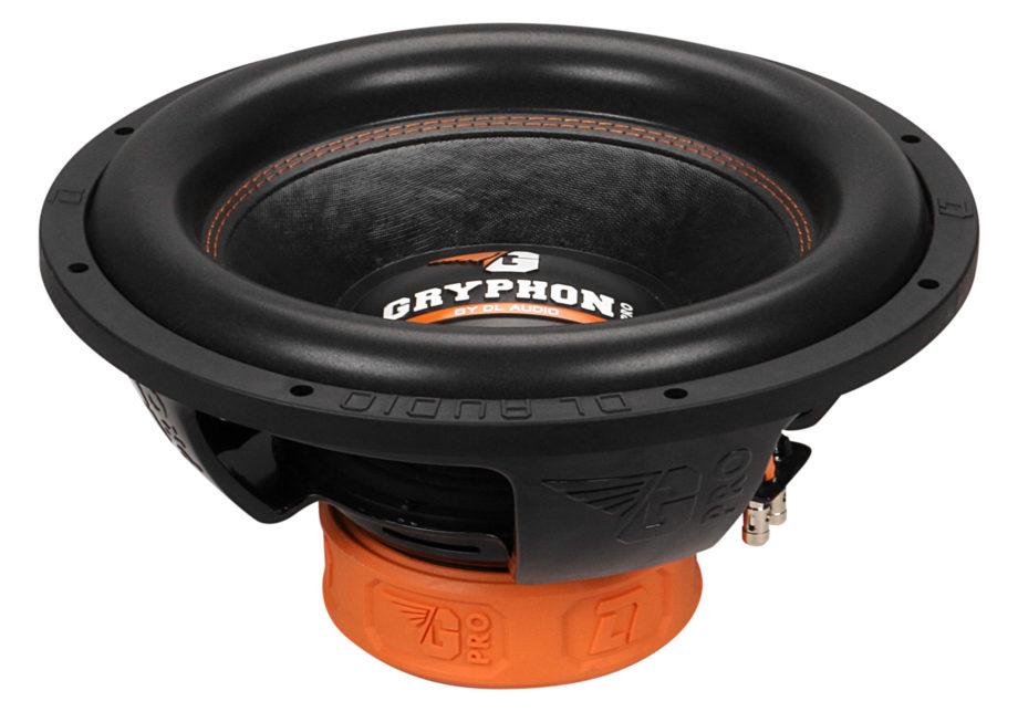 9069)DL Audio Gryphon Pro 15