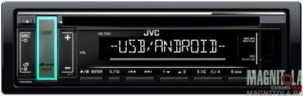 6351)JVC KD-T401