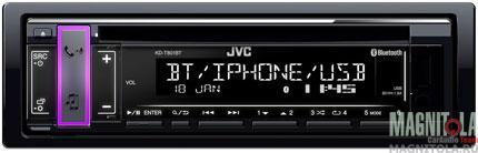 6352)JVC KD-T801BT