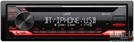 10873)JVC KD-T812BT
