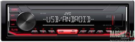 6047)JVC KD-X162