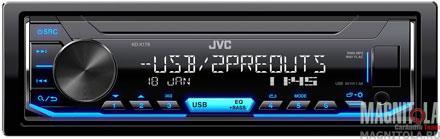 9970)JVC KD-X176