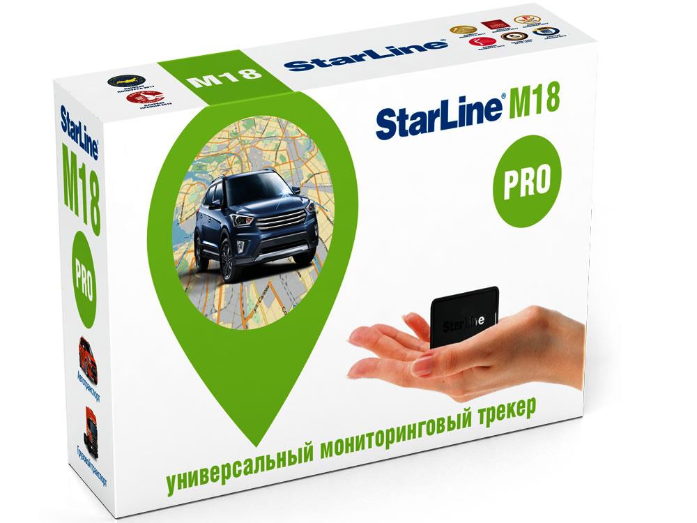 6444)Star Line M18Pro GPS/Глонасс