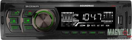 8174)Soundmax SM-CCR3063FB