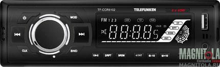 7803)Telefunken CCR8102