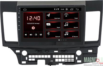 "7242)ШГУ Mitsubishi Lancer 09+ (INCAR XTA-6102) Android 8.1, 1024*600, wi-fi, IPS, BT, 10"""