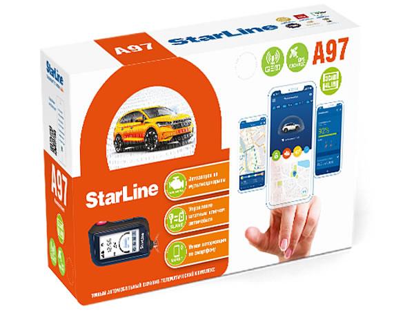17233)StarLine A97 GSM GPS