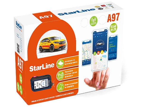 17232)StarLine A97 GSM