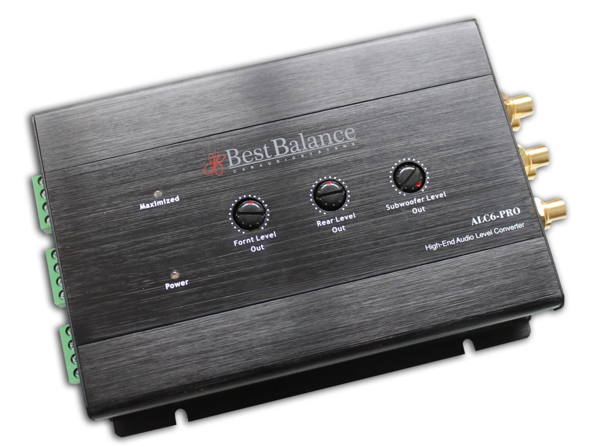 8417)Best Balance  ALC-6PRO
