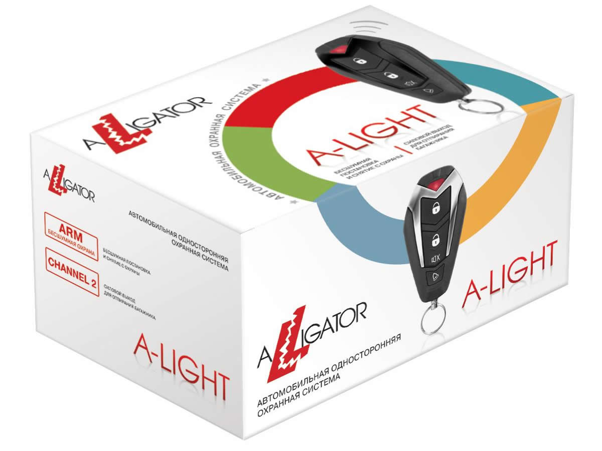 5401)Alligator A-LIGHT